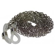 Luxe zilverkleurig ketting brillenkoord - kleine schakel